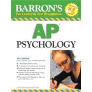 Barron's AP Psychology 2008