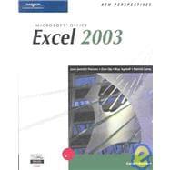 New Perspectives on Microsoft Excel 2003 : Comprehensive