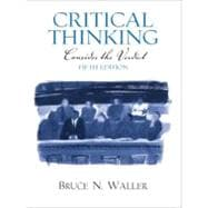 Critical Thinking : Consider the Verdict