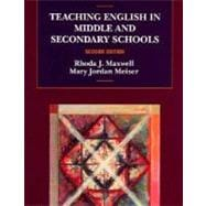 Teaching English in the Middle and Secondary School