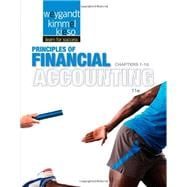 Accounting Principles 11E with WileyPLUS Card Set