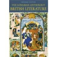 Longman Anthology of British Literature, Volume 1A, The: The Middle Ages