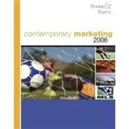 Contemporary Marketing, Update 2006 (with Audio CD)