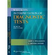 Wallach's Interpretation of Diagnostic Tests