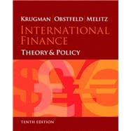 International Finance Theory and Policy Plus NEW MyEconLab with Pearson eText (1-semester access) -- Access Card Package
