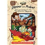 Gravity Falls: Dipper and Mabel and the Curse of the Time Pirates' Treasure! 9781484746684R
