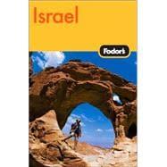 Fodor's Israel, 6th Edition