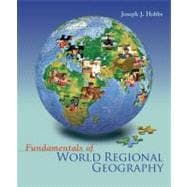 Fundamentals of World Regional Geography (with CengageNOW Printed Access Card)