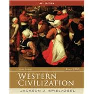 Western Civilization: Since 1300 (AP� Edition)