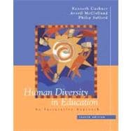 Human Diversity in Education : An Integrative Approach