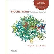 Biochemistry The Molecular Basis of Life Updated Fifth Edition