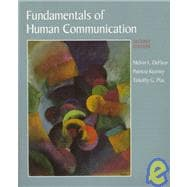 Fundamentals of Human Communication