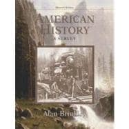 American History, with PowerWeb