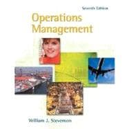 Operations Management With Student CD - ROM