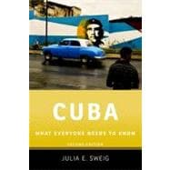 Cuba What Everyone Needs to Know�, Second Edition