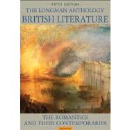 Longman Anthology of British Literature Volume 2 Package (with 2A- 5/e, 2B-4/e, 2c- 4/e) Plus NEW MyLiteratureLab --- Access Card Package