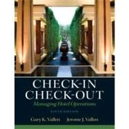 Check-in Check-Out Managing Hotel Operations