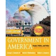 Government in America : People, Politics and Policy, Brief Study Edition, Election Update