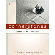 Cornerstones of Financial Accounting, 2nd Edition
