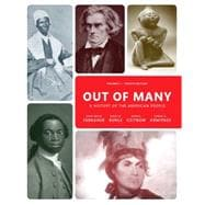 Out of Many, Volume 1 Plus NEW MyHistoryLab for US History -- Access Card Package