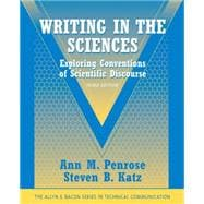 Writing in the Sciences Exploring Conventions of Scientific Discourse (Part of the Allyn & Bacon Series in Technical Communication)