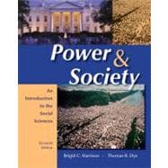 Power and Society An Introduction to the Social Sciences