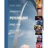 Introduction to Psychology : Exploration and Application
