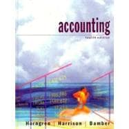 Accounting: With Supplement