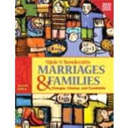Marriages and Families Census Update