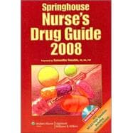 Springhouse Nurse's Drug Guide 2008