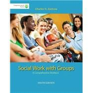 Brooks/Cole Empowerment Series: Social Work with Groups A Comprehensive Worktext (with CourseMate Printed Access Card)