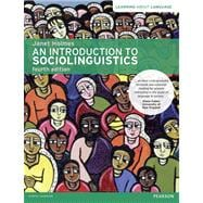 An Introduction to Sociolinguistics fourth edition