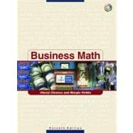 Business Math, Complete W/Cd and Study Guide and PH Math Tutor Center Package