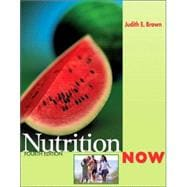 Nutritionnow With Infotrac And 2005 Dietary Guidelines for Americans