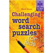 Challenging Word Search Puzzles for Kids