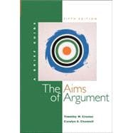 Aims of Argument : A Brief Guide with Student Access to Catalyst