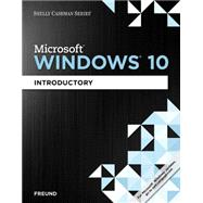 Shelly Cashman Microsoft Windows 10 Introductory