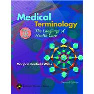Medical Terminology: The Language of Health Care (Book with CD-ROM)