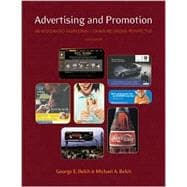 Advertising and Promotion: An Integrated Marketing Communications Perspective (The McGraw-Hill/Irwin Series in Marketing)