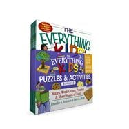 The Everything Kids' Puzzles & Activities Collection 9781507206768R