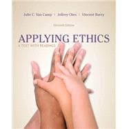 Applying Ethics A Text with Readings
