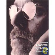 ABNORMAL PSYCHOLOGY: INTEGRATIVE APPR W/CD