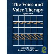 Voice and Voice Therapy with DVD