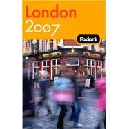 Fodor's London 2007