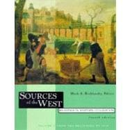 Sources of the West : Readings for Western Civilization
