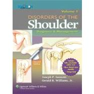 Disorders of the Shoulder Diagnosis and Management