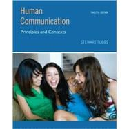 Human Communication: Principles and Contexts
