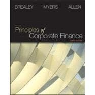 Principles of Corporate Finance + Connect Plus