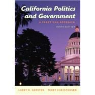 California Politics and Government A Practical Approach