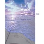 The World of the Words: Vocabulary for College Success